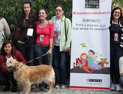 "#mammeascuoladipetcare: le mamme blogger a ""scuola"" con Purina"