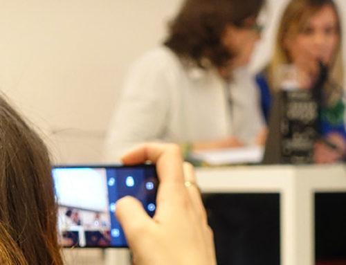 Mamme e tecnologie, genitori e figli, passione al femminile: la nostra presenza alla SMW