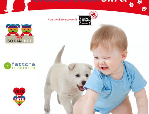 Crescere con un pet: un evento per bambini e animali
