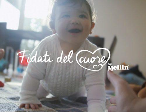 FattoreMamma per il progetto #FIDATIDELCUORE Mellin
